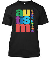 Autism Awareness Puzzle - Hanes Tagless Tee T-Shirt