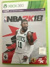 XBOX 360 Kyrie Irving NBA2K18 Game