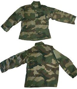 RARE veste de Treillis F3 nouveau modèle armée française camouflage OTAN été 88M