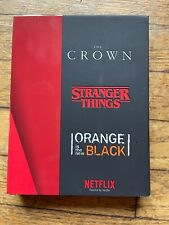 Netflix SAG Awards The Crown, Glow, Stranger Things, & Orange is the New Black