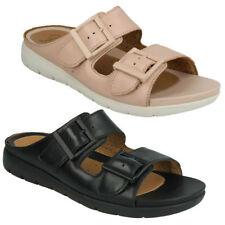 Clarks Slides Low Heel (0.5-1.5 in.) Sandals for Women