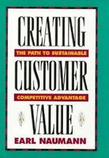 Creating Customer Value: The Path to Sustainable Competitive Advantage-ExLibrary