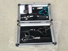 Tk2 Togatta Hair Stylist 5.5 Shear & Razor Kit Japanese Stainless Steel TK2-SET