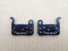 Shimano Bremsbeläge M06 für Scheibenbremsen inkl. Feder, NEU