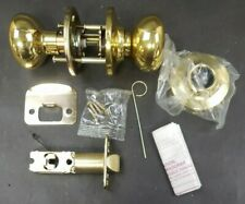 Yale New Traditions Horizon 200H-Privacy Knob Bright Brass