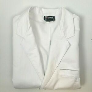 Barco Grey's Anatomy Lab Coat for Men Professional Full Length Size 42