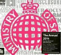 THE ANNUAL 2014 various (sealed 3X CD compilation mixed, 2013) Ministry of Sound