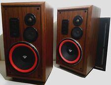 Cerwin Vega AT12 (AT-12) Speakers - Sound Great - New Foam
