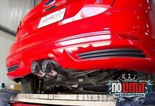"""Ford Focus ST 2.0L Ecoboost 3"""" Catback Exhaust 2013-16 MBRP #S4200409"""