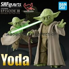 BANDAI SPIRITS S.H.Figuarts STAR WARS EPISODE Ⅲ Revenge of the Sith YODA FIGURE