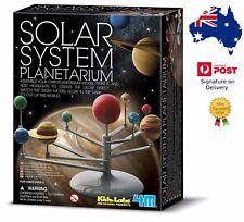 4M KidzLabs Solar System Planetarium Model Glow In The Dark Childrens Science