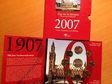 Nederland Dag van de Munt set 2007 BU