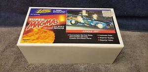 Jungle Jim Lieberman Funny Car - Johnny Lightning Super Magmas 1/24 Scale NOS