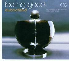 FEELING GOOD = Waldeck/Boozoo/Aromabar/UKO/DE-Phazz/Izit..=2CD= DOWNTEMPO DUB !!