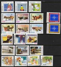 1979 PORTUGAL - ANO COMPLETO NOVO - COMPLET YEAR MNH - 2 SCANS