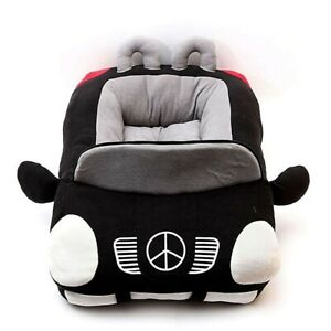 Large Cat beds Dog Puppy Cushion Warm Cute Car Shape Kennel House Nest Soft Pad
