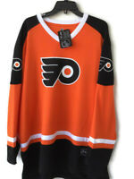 Authentic New With Tag Philadelphia Flyers Hockey Jersey X-Large NWT  XL