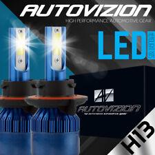 AUTOVIZION LED HID Headlight kit H13 9008 White 2015-2016 Chevrolet City Express