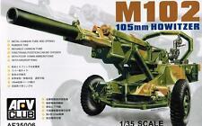 AFV Club 1/35 M102, 105 mm howitzer #35006
