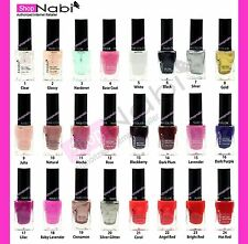 1pc Nail Polish NABI Square Glass Bottle Nail Polish (pick 1 color)