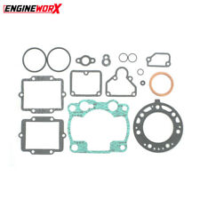 New Kawasaki KX 250 93 94 95 96 Engineworx Top End Top Set Gasket Kit Motocross
