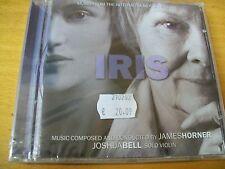 IRIS   O.S.T.  CD  SIGILLATO JAMES HORNER JOSHUA BELL