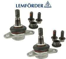 NEW Volvo XC90 2003-2014 Set of Front Left and Right Ball Joint OEM Lemfoerder
