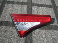 KIA OPTIMA HYB SX TAIL LAMP LIGHT liftgate mounted OEM 2011 2012 2013 LH