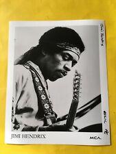 Jimi Hendrix Press Photo 8x10�, Mca.