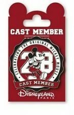 Pin Cast Member 1928 Disneyland Paris