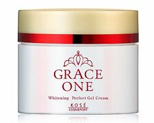 NEW KOSE Grace One Medicated whitening Perfect gel cream Made in Japan