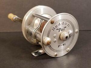 """Vintage Heddon Fishing Bait Casting Reel """"PAL"""" P-41"""