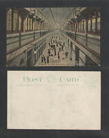 1910s INTERIOR OF THE COLONIAL ARCADE CLEVELAND OHIO POSTCARD
