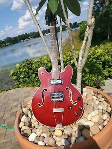 Rare 1968 Oation Hurricane 12-String