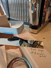 Seeburg Jukebox Mirror Steel Foot Kit for Model 100C, 100G, and maybe others.