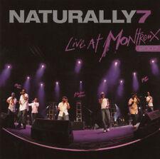Naturally 7 - Live at Montreux 2007 CD NEU OVP