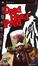 Dead Head Fred (Sony PSP, 2007) Complete! Free Shipping!