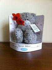 """Me To You Tatty Teddy Bear 6"""" Special Friend Orange Flowers/Gift"""