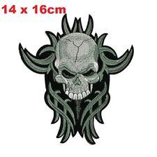 parche motero biker motorcycles americana vintage rockabilly skull calavera