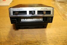 Waltham Vintage Car Cassette Stereo Player W118 + Speakers