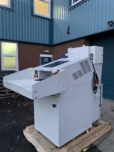 HSM Industrial Cross Cut Paper Shredder Document Cardboard Shredding Machine