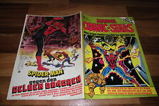 Stan Lee`s  MARVEL COMIC STARS  # 7 / 1981 -- SPINNE-HULK-das DING