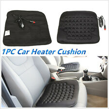 Universal 12V Car Seat Heated Heater Cushion Cover Warmer Pad Mat Quick Warming