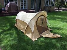 Moss Eave II tent,sleeps 2, rain fly, easy set up, made in Maine, no damage.