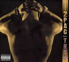 The Best of 2Pac, Pt. 1: Thug [PA] [Digipak] by 2Pac (CD, Dec-2007, Amaru/interscope)