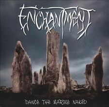 Dance of the Marble Naked; Enchantment 1993 CD, ADVANCE, Doom/Death Metal, PROMO
