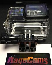30 Meter Dive Housing Underwater Case For Gopro Hero5 Hero6 Black Camera Cam H2O