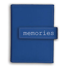 Pioneer EXP-57 5x7 Expressions Photo Album Memories Blue (Same Shipping Any Qty)