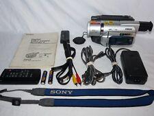 Sony DCR-TRV520 Digital8 Digital 8 HI8 8mm Video8 HI 8 Camcorder Player Camera