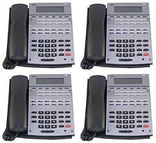 4 NEC 22B HF/Disp Aspire Phones BK 0890043 IP1NA-12TXH TEL Refurb Year Warranty